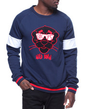 Buyers Picks - WILD BORN CHENILLE CREW SWEATSHIRT-2193972