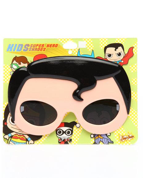 Sun Staches - Superman Kids Sunglasses