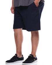 Shorts - Stretch Twill Flat Front Short (B&T)