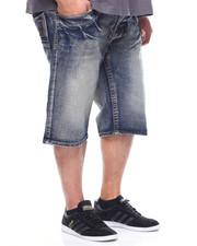 Shorts - Tint Thick Stitch Jean Short (B&T)