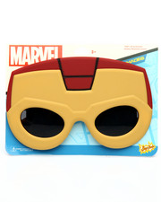 Sun Staches - Iron Man Kids Sunglasses-2192431