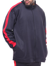 Track Jackets - Basic Track Jacket (B&T)-2193704