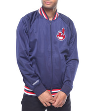 Mitchell & Ness - Cleveland Indians Top Prospect Jacket-2195042
