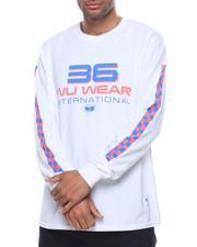 Wu Wear - 36 International L/S Tee-2195000