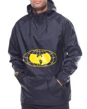 Wu Wear - W-W Globe Logo Anorak-2194644