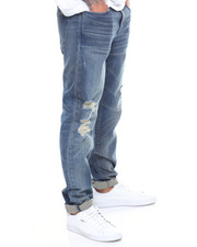 Stylist Picks - THE SLIM FIT/ BURNS/DISTRESSED JEAN-2194312