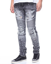 Jeans & Pants - DISTRESSED RIPPED JEAN-2194034