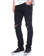 Heritage America - STRETCH BLOWN OUT JEAN