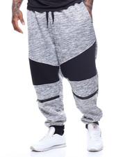 Jeans & Pants - Fleece Moto Pants (B&T)-2171683