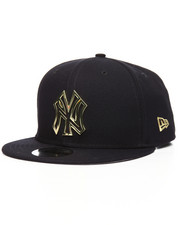New Era - 9Fifty New York Yankees Metal Framed Snapback Cap