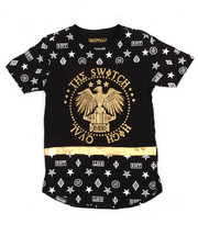 SWITCH - Foil Print Tee (8-20)-2195607