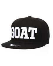 Hats - Goat Snapback Hat