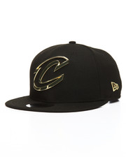 New Era - 9Fifty Cleveland Cavaliers Metal Framed Snapback Cap