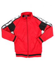 Boys - Tricot Track Jacket (4-7)