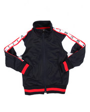Arcade Styles - Tricot Track Jacket (2T-4T)
