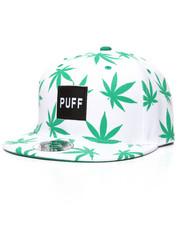 Buyers Picks - Puff Marijuana Snapback Hat