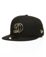 New Era - 9Fifty Los Angeles Dodgers Metal Framed Snapback Cap