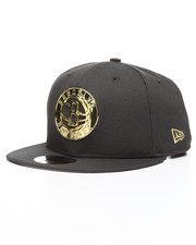 New Era - 9Fifty Brooklyn Nets Metal Framed Snapback Cap