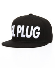 Hats - El Plug Snapback Hat