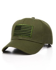 Dad Hats - Flag Snapback Hat