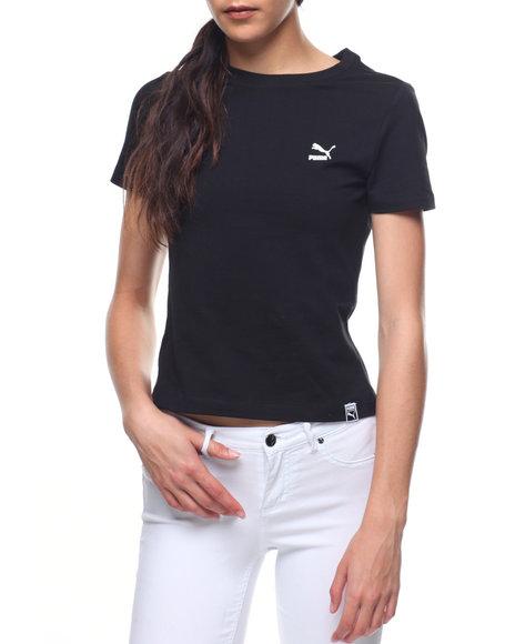 ed9f9c86 Buy Classics Logo Tight Tee Women's Tops from Puma. Find Puma ...