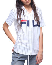 Spring-Summer-W - Lacey S/S Baseball Shirt