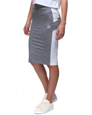 Bottoms - Archive Logo Pencil Skirt
