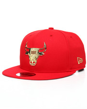 New Era - 9Fifty Chicago Bulls Metal Framed Snapback Cap