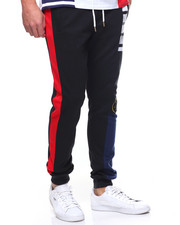 Jeans & Pants - SWOOP COLORBLOCK TECH FLEECE JOGGER-2196160