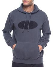 Wu Wear - Globe Chenille Logo Hoodie-2194693