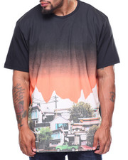 LRG - S/S There Goes The Neighborhood Knit Tee (B&T)-2196425