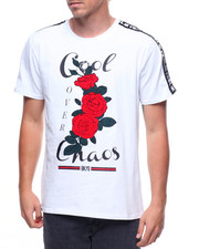 Buyers Picks - EMBROIDERED ROSE TEE