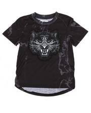 Akademiks - Embossed Tiger Elongated Tee (2T-4T)-2195847