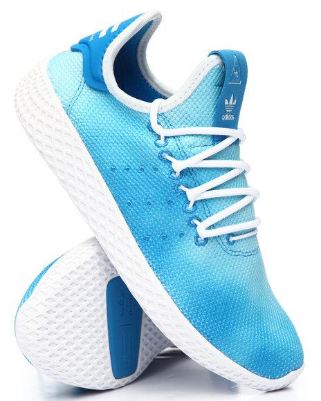 separation shoes 45ffa a8bce Adidas - Pharrell Williams Tennis HU J Sneakers (4-7)