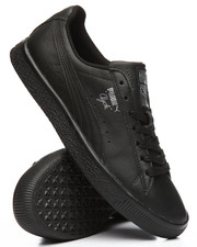 Puma - Clyde Core L Foil Sneakers