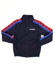 Converse - Heritage Snap Front Warmup Bomber Jacket (8-20)-2195676