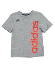 Adidas - Adidas Supreme Speed Linear Tee (2-7X)
