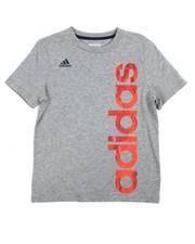 Adidas - Adidas Supreme Speed Linear Tee (8-20)
