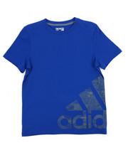 Adidas - Adidas Supreme Speed Logo Tee (8-20)