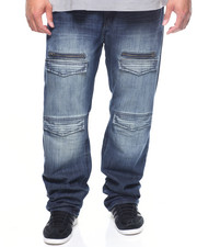 Parish - Military Denim Jean (B&T)