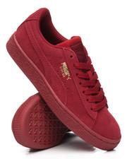 Footwear - Suede Classic Tonal Jr Sneakers (4-7)