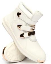 FARANZI - Captain Gold Buckles Sneaker-2196507