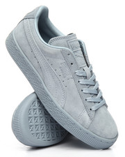 Footwear - Suede Classic Tonal Jr Sneakers (4-7)-2196481