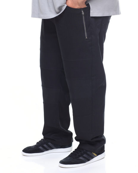 Akademiks - Chopper Tassel Zipper Pant (B&T)