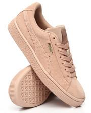 Footwear - Suede Classic Tonal Jr Sneakers (4-7)-2196694