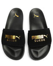 leadcat suede sandals