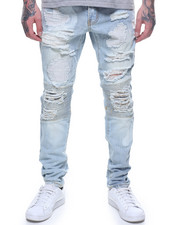 Jeans - RACING CHECK MOTO JEAN