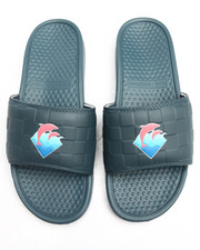 Pink Dolphin - Waves 2.0 Slides-2197352