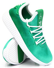 Pre-School (4 yrs+) - Pharell Williams Tennis HU C Sneakers (10.5-3)-2197423