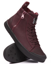 TAYNO - Manson High Top Sneakers w/Side Zip-2197730